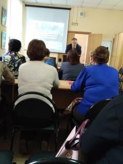 Областной семинар «Общественная и исследовательская деятельность старшеклассников по сохранению водных ресурсов на территории Пензенской области»