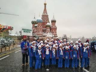 Кремлёвская ёлка 2018