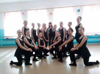 Открытое занятие по классическому танцу