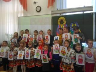 Праздник «Русской Матрешки»