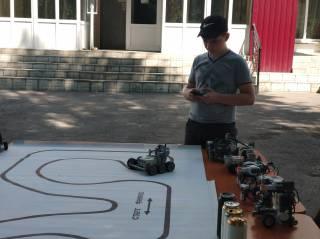 Робототехника в 9 школе