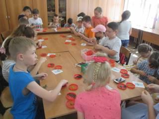 Мастер-класс в дни школьных каникул