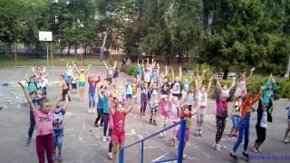 Мастер класс для детей пришкольного лагеря МОУ СОШ №10.