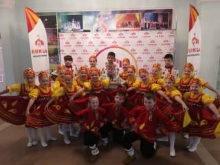 Участие во Всероссийском хореографическом конкурсе