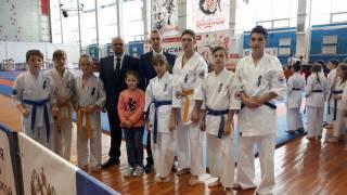 Межрегиональный турнир по карате