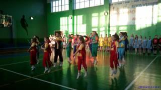 Участие детей ЦДТ в торжественном мероприятии ДЮСШ
