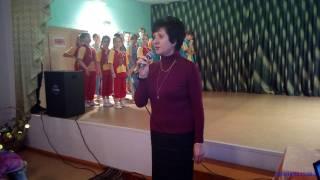 Концерт в школе - интернате г.Сердобска в День Конституции