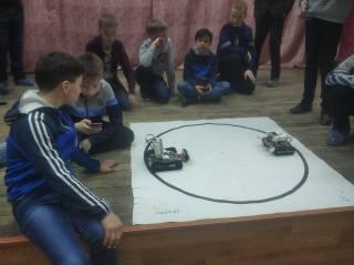 Традиционные соревнования по робототехнике