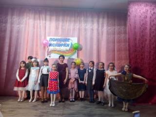 """Открытый районный фестиваль-конкурс ,,Поющие искорки"""""""