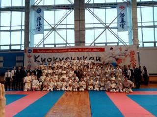 Первенство Пензенской области по каратэ Киокусинкай