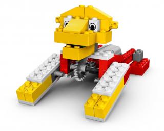 LEGO WEDO ВОПРОСЫ Квеста!