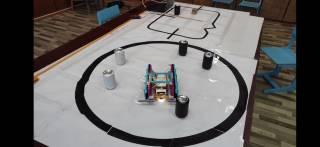 Областные соревнования по робототехнике в рамках фестиваля