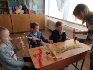 Народные промыслам и традиции Пензенской области «Соломенная игрушка»