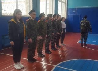 «Лучший казачий кадетский класс Пензенской области»