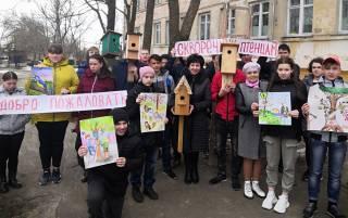 Всероссийская акция «День птиц».