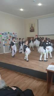 Мероприятие посвященное Дню Светлой Пасхи в Духовно-просветительском центре