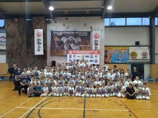 Открытое первенство г.Пенза по Синкекусинкай и открытый конкурс показательных поединков по Киокусинкай